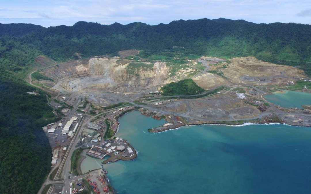 Newcrest Mining – Lihir, Papua New Guinea