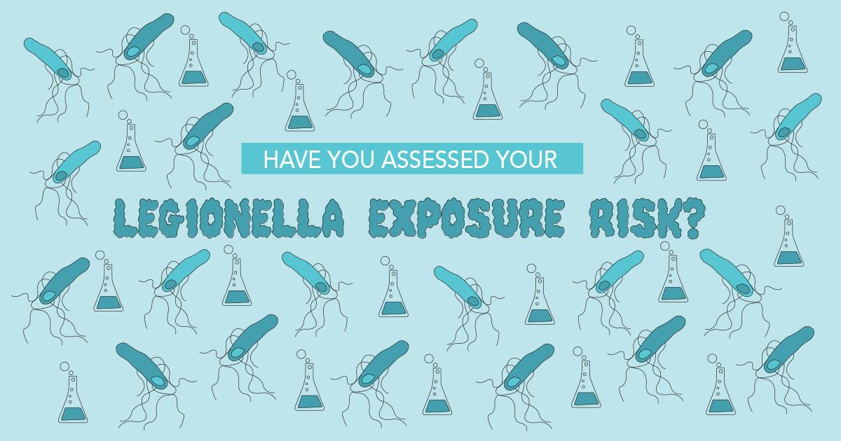 Legionella exposure risk